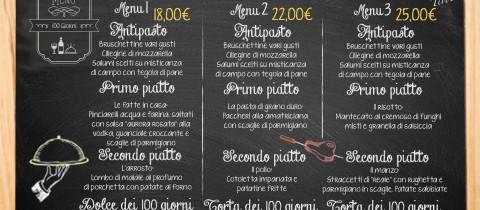 Pranzo dei 100 giorni a Villa Tivoli
