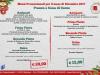 Promozioni pranzi e cene per il mese di dicembre!